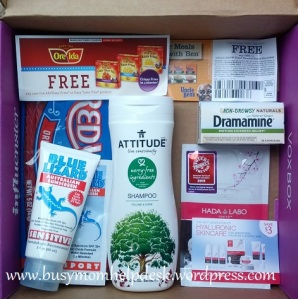 influenster nurture box
