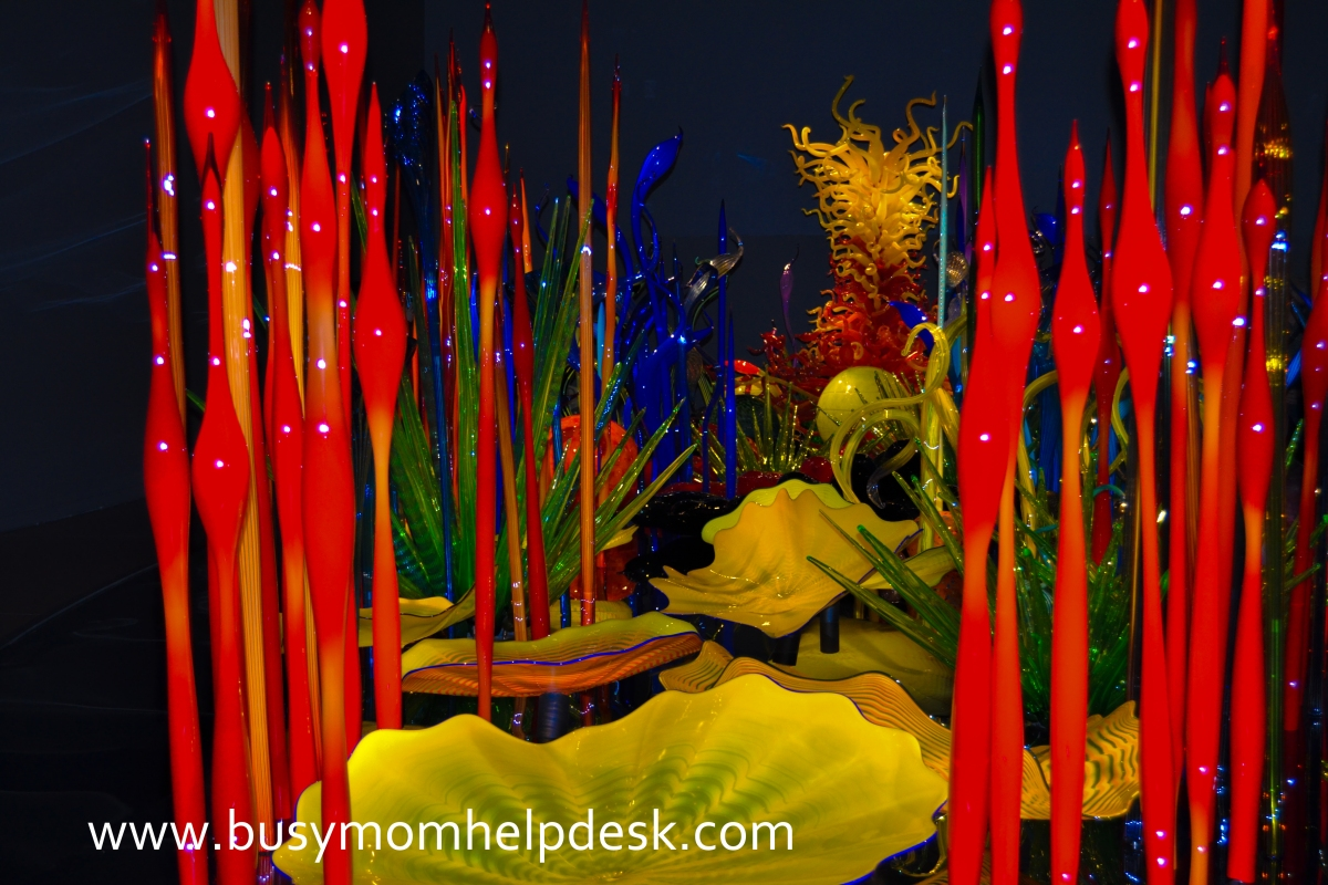 Chihuly In Seattle Busymomhelpdesk